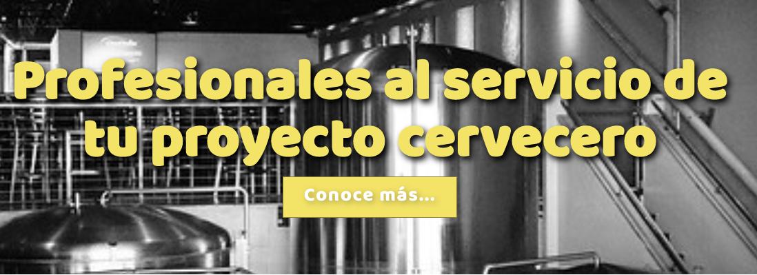 Oficio Cervecero.Profesionales al servicio de tus proyectos cerveceros